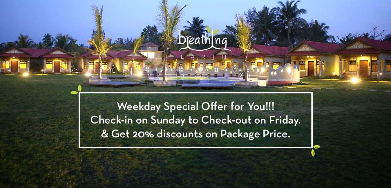Breathing Earth weekdays discount